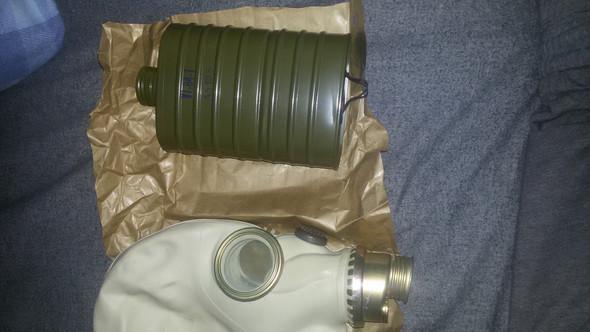 Wo kann ich Asbesthaltige Gasmaskenfilter (E-014) entsorgen?