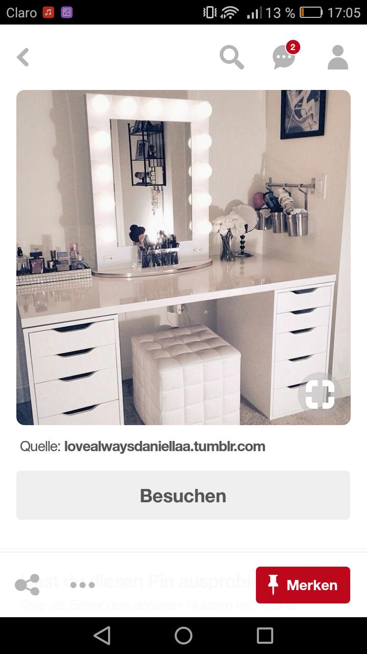 wo kann ich das kaufen bild im anhang schminke tumblr. Black Bedroom Furniture Sets. Home Design Ideas