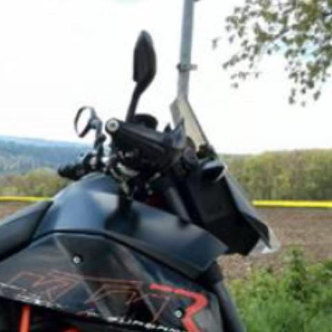 Pretender Windschild  - (Motorrad, Tuning, Optik)