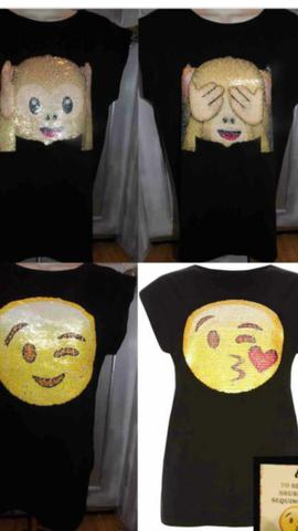 Emoji Shirt - (T-Shirt, Emoji)