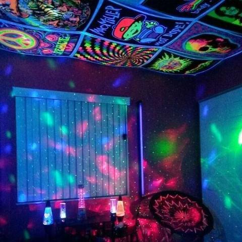 Stoner Room  - (Freizeit, Flagge, Stoner)