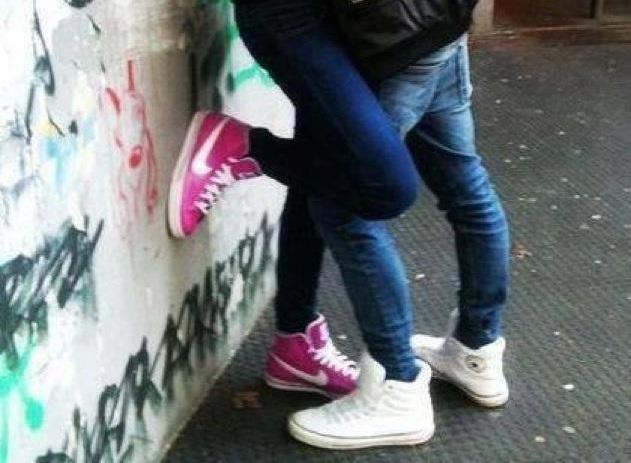 Nike Free Damen Angezogen