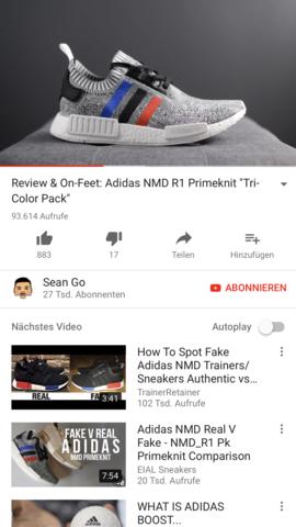 Wo kann ich diese Adidas NMD's R1 kaufen? (Schuhe, Limited