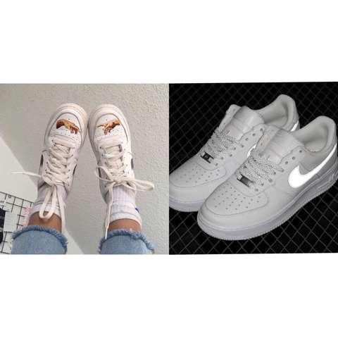Wo kann ich diese Air Force One finden? (Nike, Shopping, air