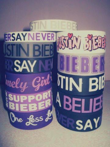 Justin Bieber Armbänder - (Justin Bieber, Armband)