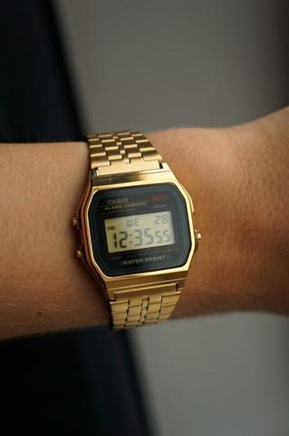 hier ist sie :) - (Uhr, Casio)
