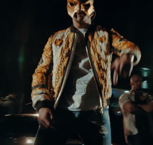 Wo kann ich diese Jacke aus dem farid Bang Video kaufen oder wie heist die Firma dieser Jacke ?