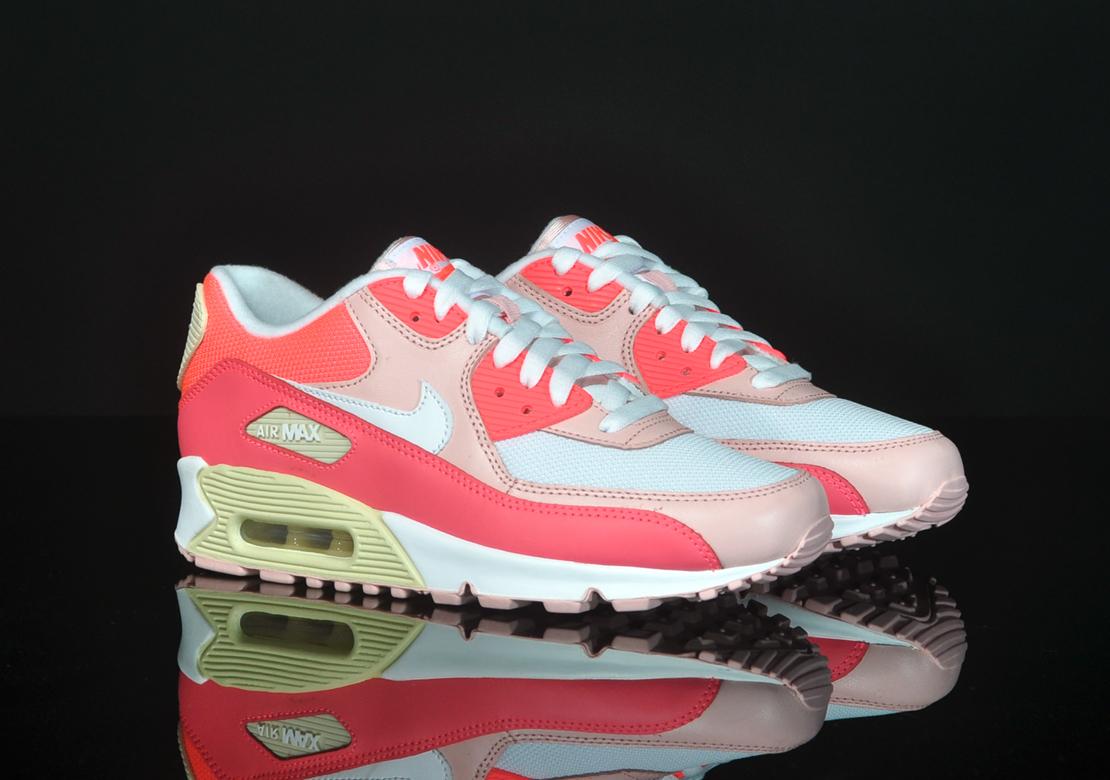 Nike Air Max Pink Orange