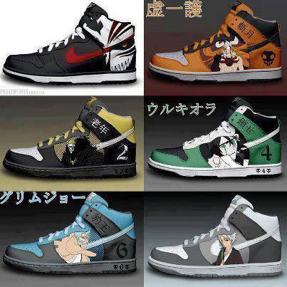 Bleach Schuhe - (Anime, Schuhe, Nike)