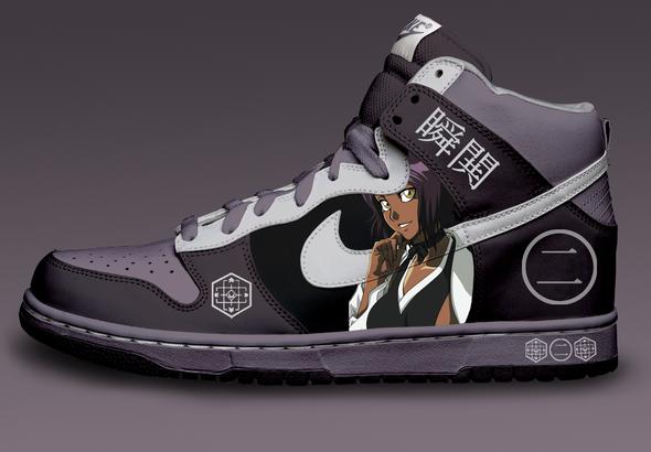 Yoruichi Schuh - (Anime, Schuhe, Nike)