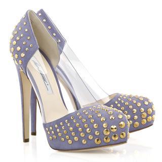 brian atwood shoes loca studded - (Schuhe, Rihanna, Gr.41)
