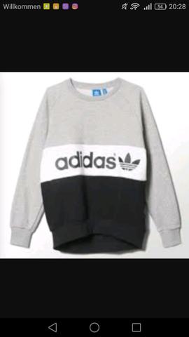 Wo kann ich diese zwei Adidas Pullis kaufen? (Pulli)