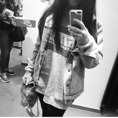 von Instagram (kitthey) - (Kleidung, Jacke)