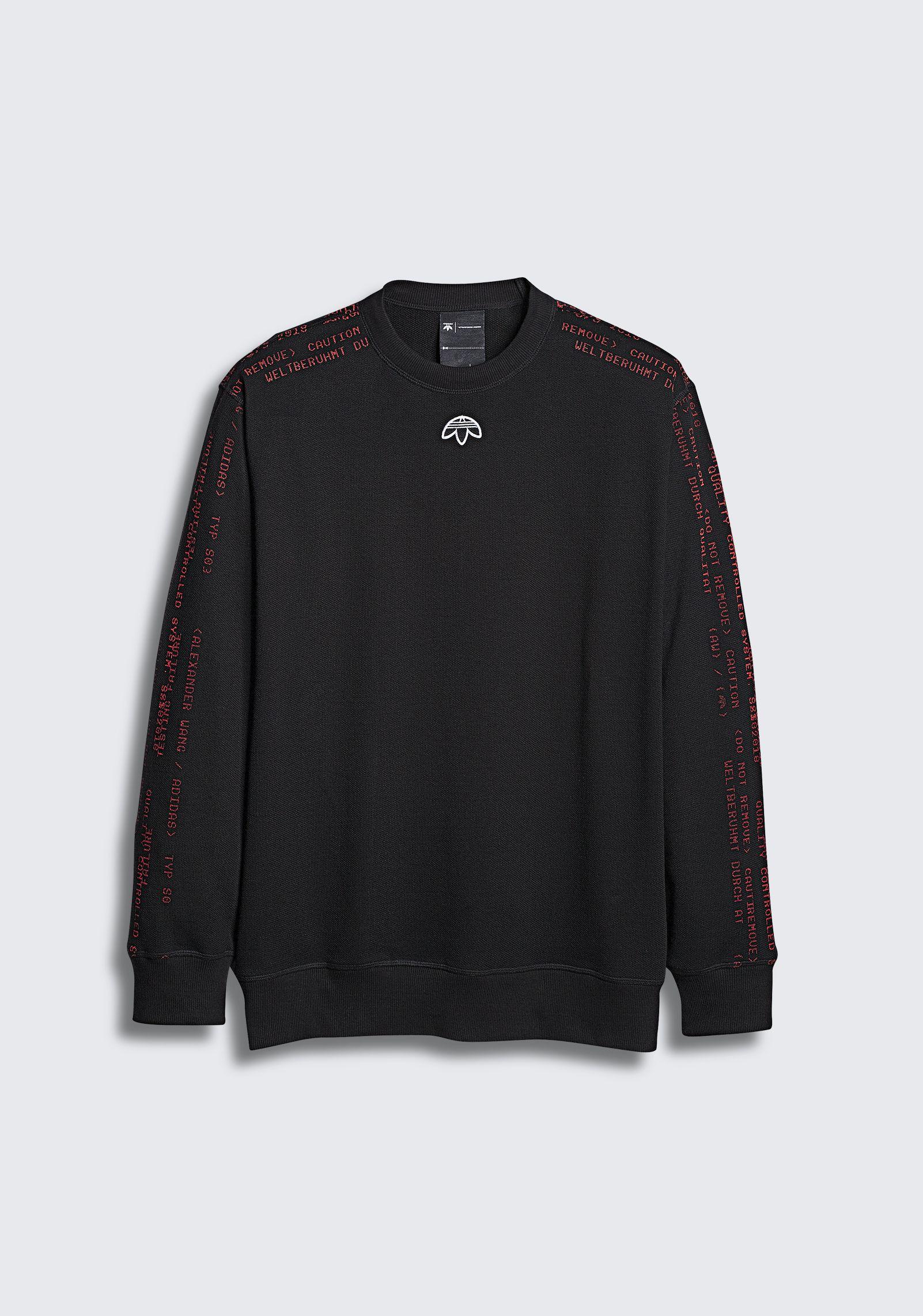Adidas NYC Graffiti Sweartshirt überall ausverkauft? (Mode
