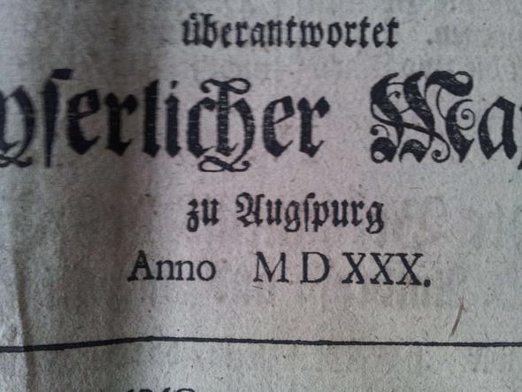 2.1 - (Buch, Alter, Christentum)