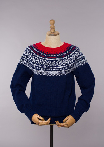 - (kaufen, Pullover, Norwegen)