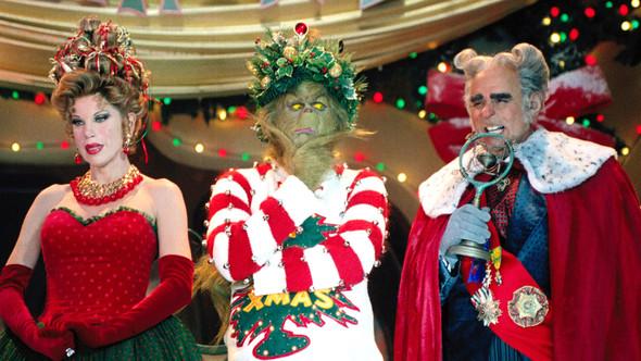 Pullover Grinch - (Kleidung, Weihnachten, Pullover)