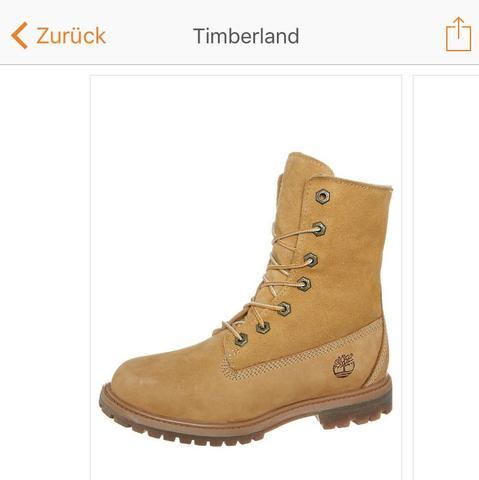 Das sind die Originalen. Diese Schuhe suche ich, nur günstiger.  - (Schule, Timberland)