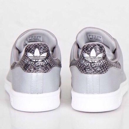 Adidas Grau Weiß Schuhe