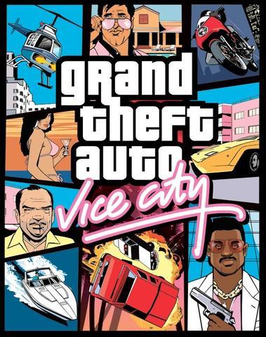 Gta vice city - (Games, Auto)