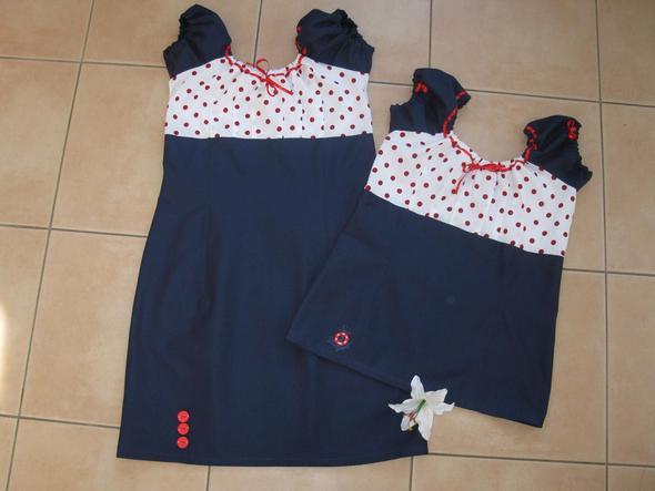 Kleid und Bluse  - (Kleid, nähen, Import)