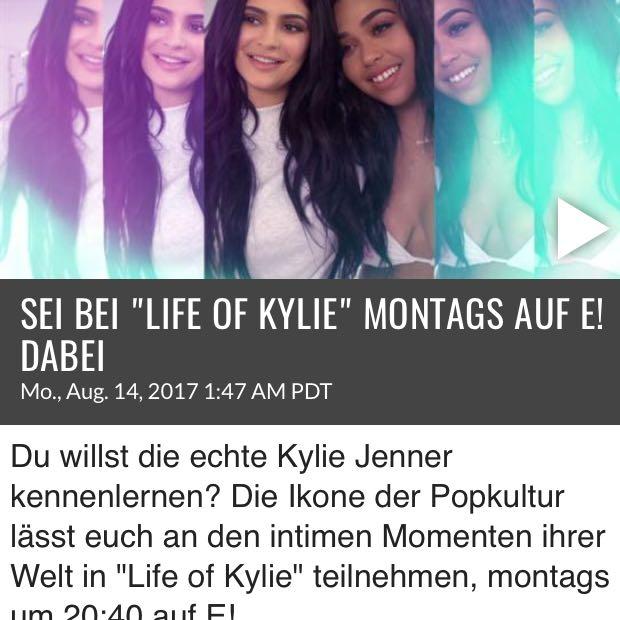 Life Of Kylie Stream Deutsch