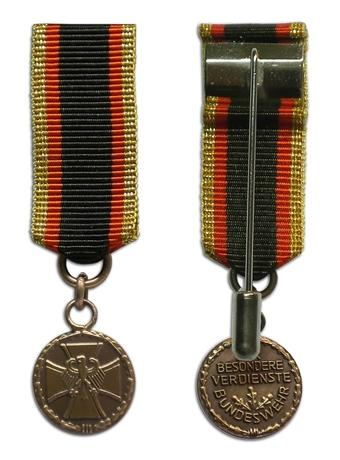 Miniaturschluppe - (Bundeswehr, auszeichnung)