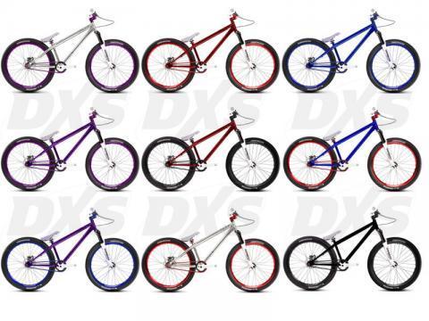 Spank Tweet Tweet Komplettbikes - (Fahrrad, Bike, spank-tweet-tweet)