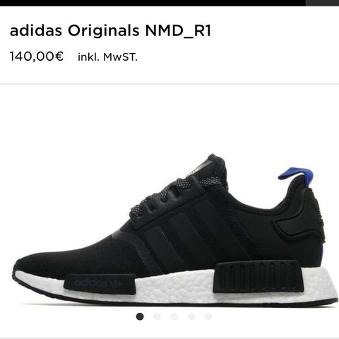 outlet boutique available 2018 shoes Wo kann ich Nmd's in schwarz rot herbekommen? (Schuhe ...