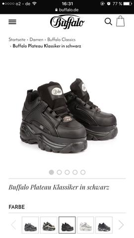 Buffalo - (Schuhe, Online-Shop, Buffalo)