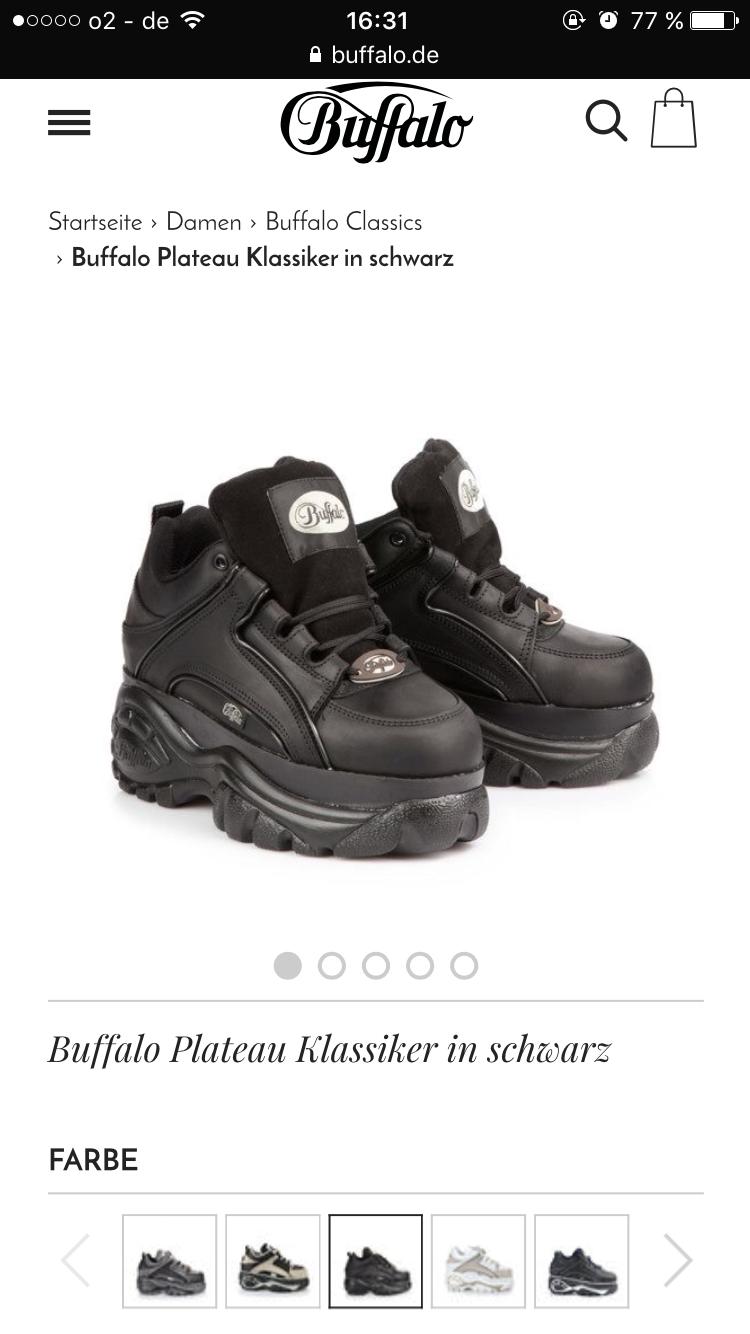newest collection 1c251 bab3b Wo kann ich noch diese Schuhe kaufen? (Online-Shop, Buffalo)