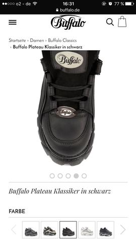 Schuhe online kaufen buffalo