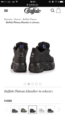 Online-Shop - (Schuhe, Online-Shop, Buffalo)
