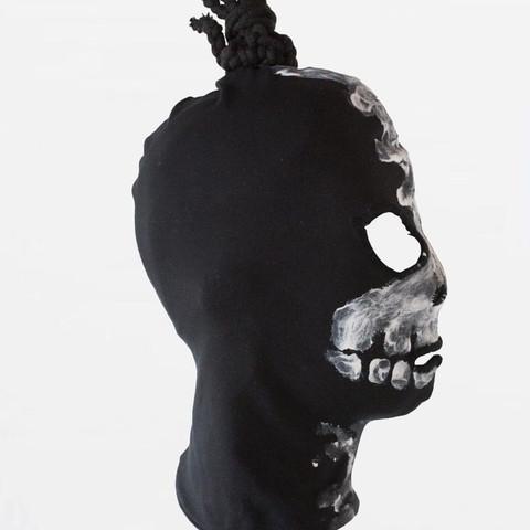 So sieht die aus  - (Rap, Maske, Genetikk)