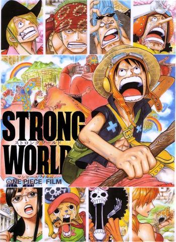 OP - (Movie, One Piece, german sub)