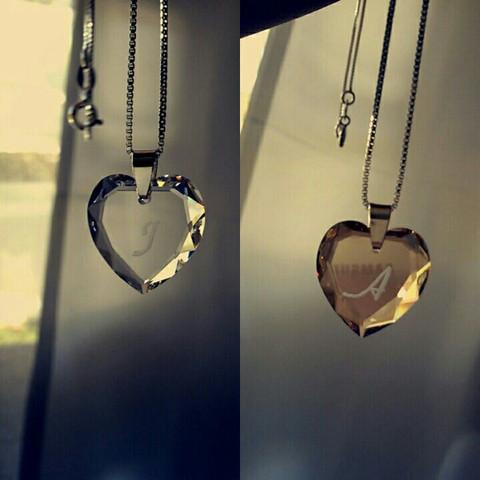 Herzkette - (Liebe, Beziehung, Mädchen)