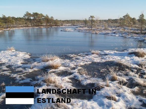 Estnische Landsschaft - (Leben, finnland, estland)