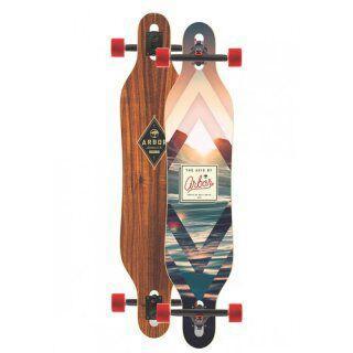Dieses Longboard↑ - (longboard, skaten)