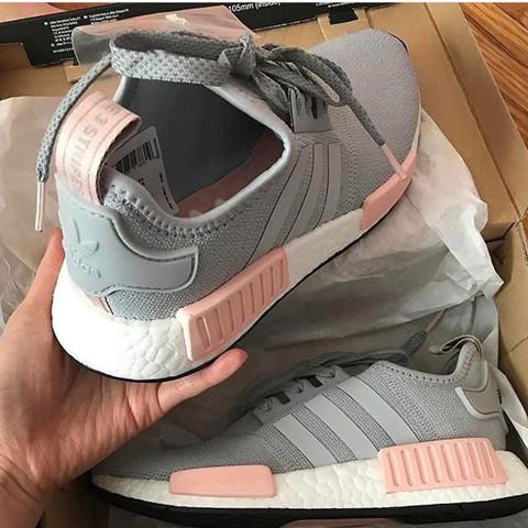 adidas rosa grau