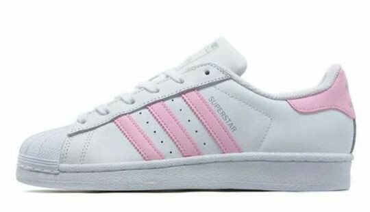 adidas superstar weiß hinten rosa