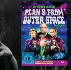 Cover des wohl schlechtesten Films ever  - (Film, Kino, Science Fiction)