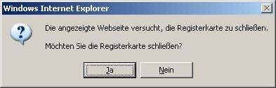 jpg der Meldung - (Microsoft, Browser, Internet Explorer)