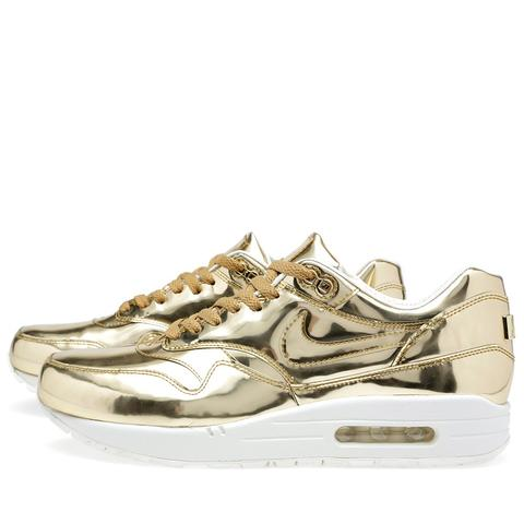 Air Max Damen Gold