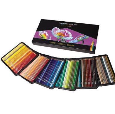 150 Prismacolor Buntstifte - (Kunst, zeichnen, günstig)