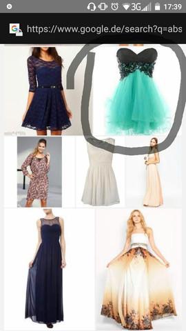 Hier hab ich das Kleid eingekreist - (Kleid, suche )