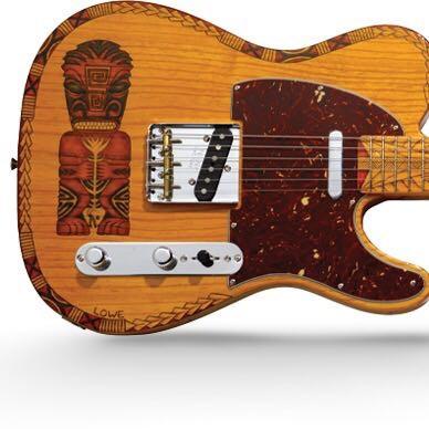Korpus - (Gitarre, Rock, E-Gitarre)
