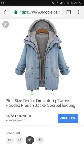 Jacke - (Mode, Klamotten, Laden)