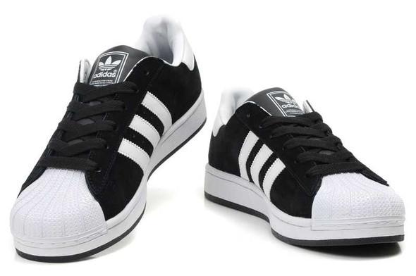 Diese von adidas... - (Schuhe, adidas)