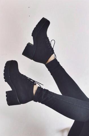 BOOTS - (Schuhe, Tumblr)