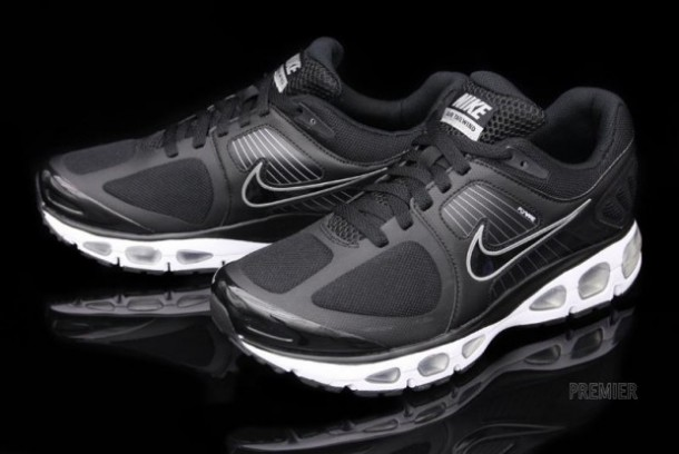 Nike Air Max Tailwind 2 Men Running Shoe Black Quandary